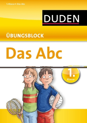 duden das abc bungsblock 1 klasse 2200 ebay. Black Bedroom Furniture Sets. Home Design Ideas